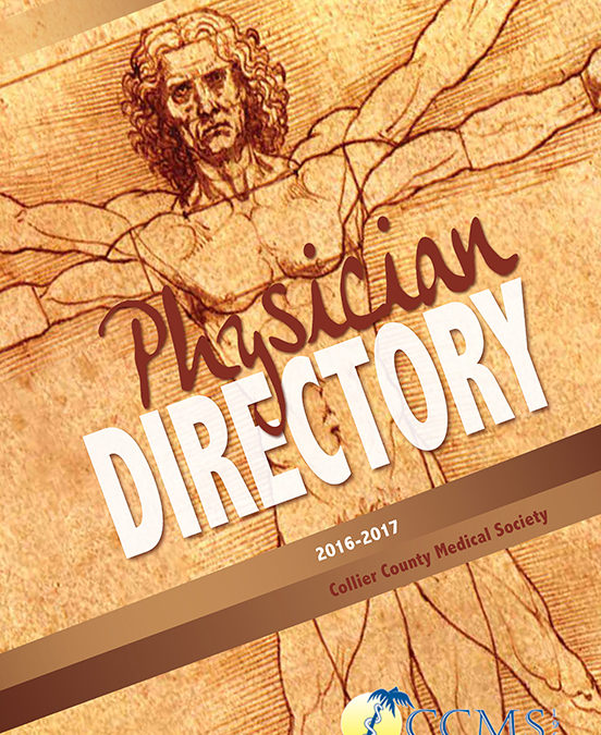 Collier County Medical Society's 2016-2017 Physician Directory Now Available