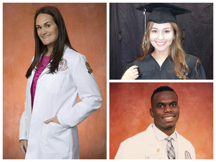Foundation of Collier County Medical Society Announces 2016 Scholarship Winners