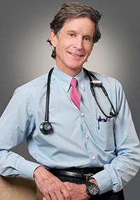CCMS 2nd Annual Physician of the Year Award goes to Dr. Robert Tober