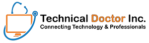 Mobile TechDr logo horizontal