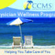 CCMS Physician Wellness Program receives $30,000 in Contributions from Local Partners