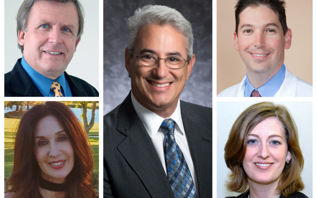 CCMS Leaders Awarded State Medical Association Leadership Roles