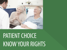 Action Alert – Advocate for Patients' Right to Choose