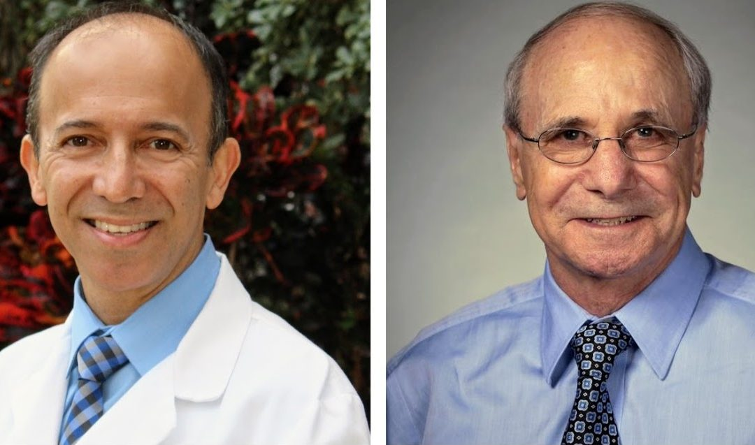 CCMS Honors Dr. Cesar De Leon and Dr. Robert Meli at Annual Dinner