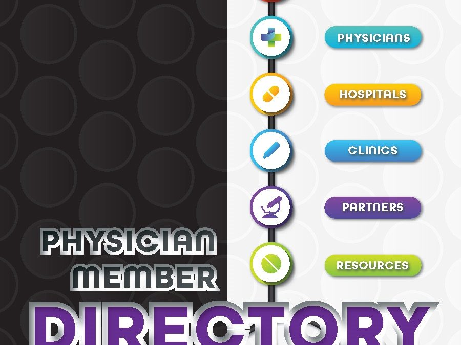 CCMS Complimentary 2019/2020 Physician Member Directory Now Available