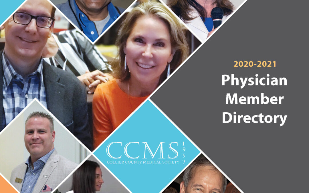 CCMS Complimentary 2020-21 Physician Member Directory Now Available