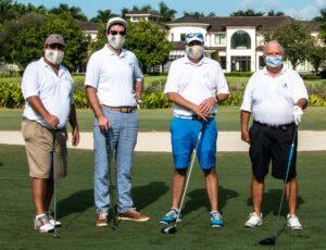 FCCMS Golf 2020 NHC Team