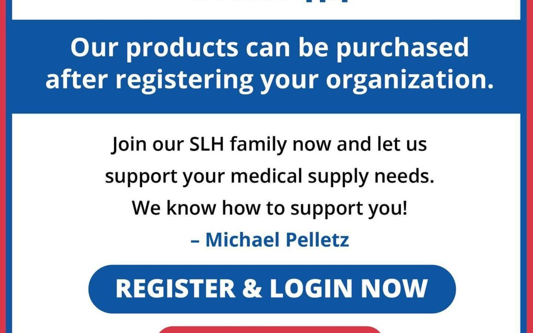 SLH Medical Supply partners with CCMS to give businesses $100 in free PPE